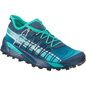 La Sportiva Mutant Scarpe da corsa Donna, blu/turchese